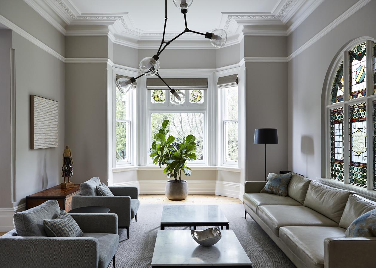 Victorian House Austin Design Associates